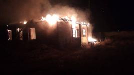 В сгоревшем частном доме села Павлодарской области найден труп