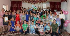 Павлодарские судьи провели для детей-сирот конкурс рисунков