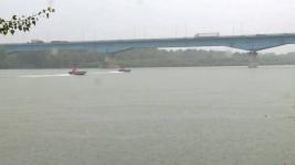 Тело бросившейся с моста павлодарки до сих пор не найдено
