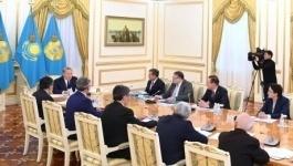 Назарбаев одобрил новый проект казахского алфавита на латинице