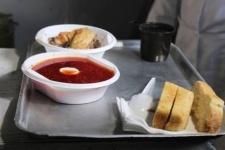 В Павлодаре открыт пункт горячего питания для бездомных