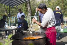 Тысяча порций плова на Курбан айт