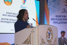 Девушка-камазистка и успенские суши: в Павлодарском районе прошел форум сельской молодежи