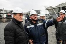 На заводе ферросплавов в Аксу перерабатывают отходы без загрязнения окружающей среды