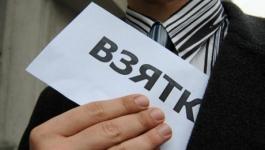 Начальник районного ОВД в Павлодарской области арестован за взятку в Т500 тыс