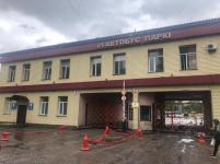 Автобусный парк №1 в Павлодаре выставлен на продажу