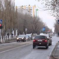 Начертить стоп-линию по улице Чокина, напротив школы №9, просят павлодарские автолюбители