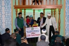 В Экибастузе благодаря пожертвованиям прихожан подарили жилье матери троих детей