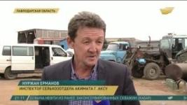 Фермеры Павлодарской области оказались на грани банкротства из-за несовершенства испанской техники