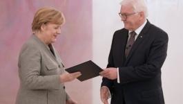 Правительство Меркель формально ушло в отставку