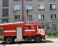 В Павлодаре на пожаре погибли дедушка и внук