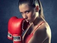 Женщины в спорте для сильных