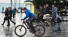 Могут ли в РК штрафовать детей за езду на велосипеде по тротуару