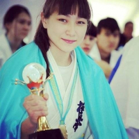 С каратисткой о карате - интервью с чемпионкой мира по кекушинкай Анарой Суюндуковой