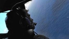 Поиски малайзийского Boeing с воздуха закончены