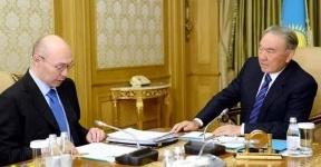 Назарбаев заявил об ухудшении состояния бюджета Казахстана