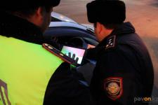 У шести автовладельцев отобрали права на семь лет за пьяную езду в Павлодарской области