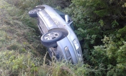 Восемь человек пострадали в четырех ДТП, произошедших в Прииртышье за минувшие сутки