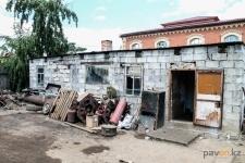 Павлодарские полицейские проверяют пункты сдачи металла