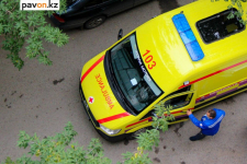 Павлодарцы стали вызывать скорую помощь в два раза чаще, чем обычно