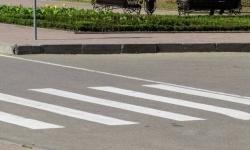 В Павлодаре внедорожник сбил школьника на пешеходном переходе