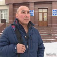 Павлодарский ликвидатор аварии на Чернобыльской АЭС пытается через суд получить квартиру от государства