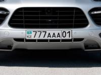 Павлодарцы перестали тратить деньги на «красивые» автомобильные номера