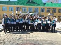 Павлодарская сборная школьников - лучшая олимпийская команда 2015