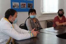 В «Nur Otan» намерены решить вопрос строительства жилья в селе Теренколь для 48 семей
