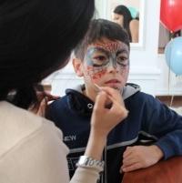 Праздник детского приюта