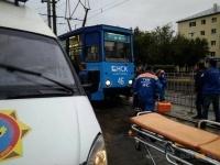 Для сбившей школьниц водителя трамвая добиваются свободы до суда в Павлодаре