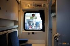 Казахстанка раскритиковала поезд «Тұлпар-Тальго», курсирующий из Алматы в Павлодар