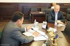 Немецкие бизнесмены планируют наладить тесное сотрудничество предприятиями Павлодарской области
