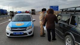 600 тысяч тенге штрафа заплатит житель Павлодара из-за попытки проехать через блокпост без документов