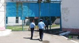 """""""Тюремное население"""" в Казахстане сокращено на треть"""