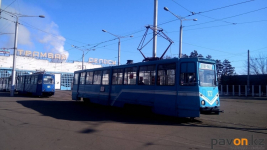 В Павлодаре отныне можно отслеживать в режиме онлайн движение не только автобусов, но и трамваев