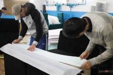Школа мебели для обучения востребованной профессии действует в Павлодаре