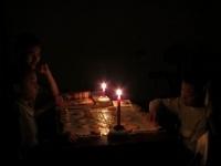 Актауские незрячие остались без электричества из-за чужих долгов