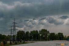 Повышение температуры и кратковременные дожди прогнозируют синоптики