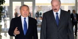 Назарбаев и Лукашенко обсудили ситуацию на Украине