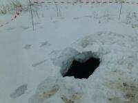 Почти сутки в Актюбинской области искали детей, замерзающих в яме