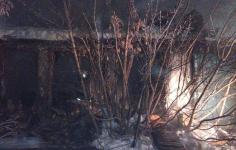 В загоревшемся доме в Павлодаре пожарные обнаружили труп мужчины