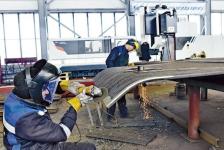 Завод по изготовлению поверхностей нагрева и металлоконструкций заработал в Экибастузе