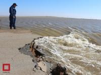 300 миллионов тенге потрачено на восстановление размытых паводками дорог в РК