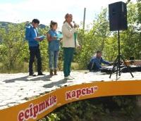 Слет молодых журналистов стартовал в Баянауле