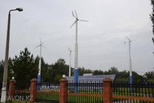 Аким Павлодара предлагает запитать освещение Гусиного перелета ветряными станциями местного вуза