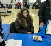 100-летней жительнице Павлодара потребовалась замена удостоверения