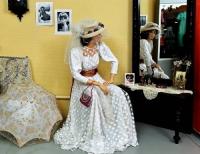 Чулки и панталоны прапрабабушек оценят павлодарки в честь 8 марта