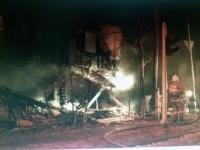 В Шымкенте восьмиквартирный жилой дом разрушен из-за взрыва газа