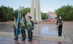 День Победы прошел в Павлодаре